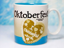 ++ STARBUCKS City Mug + OKTOBERFEST II V2 + NEU + discontinued + Tasse + Germany
