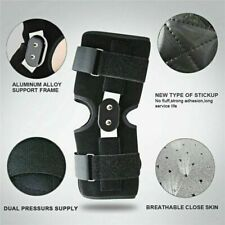 Knee Brace Stability Hinges Padded Neoprene Adjustable Compression Support Brace