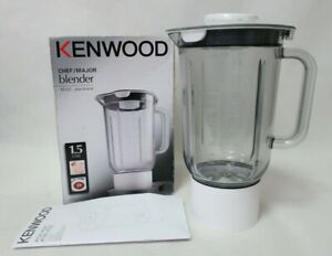 Boxed Kenwood Chef/ Major Blender Attachment AT337 | Small Kitchen Appliances