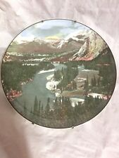 Royal Doulton Collector Picture Plate Bow Valley Banff D6475