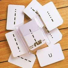 FLIP CARDS - Morse Code for Mariners - 37 Cards