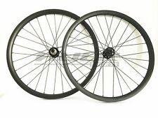 29er carbon mtb wheels 40mm width for DH AM mountain bike DT 350 center lock