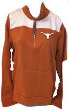 Victoria's Secret PINK Texas Longhorns Sweatshirt Jacket Large Sequin New