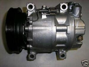 AC Compressor Fits Infiniti QX4 Nissan Pathfinder (1 year Warranty) R57423