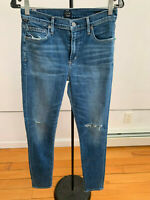 CITIZENS OF HUMANITY ROCKET HIGH RISE SKINNY JEANS SIZE 27