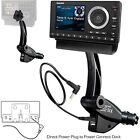 XM Onyx Satellite Radio Vehicle Kit Play Sirius Stereo Truck Car Mount Charging