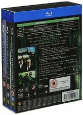 Complete Matrix Trilogy (Blu-ray Disc, 2008, 3-Disc Set)