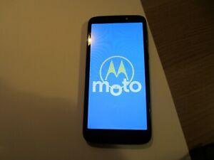 "Motorola Moto E5 Play 4G 5.3"" XT1920-15 Black Tesco network factory reset"