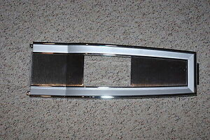 Chrome 1966 1967 1968 Dodge Charger Mopar B Body 4 Speed Console Top Plate