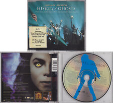 Michael Jackson HISTORY / GHOSTS CD1 Maxi CD Single 1997