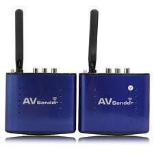 Pat-630 5.8GHZ Wireless AV Sender Audio Video SD TV Transmitter & Receiver 200m