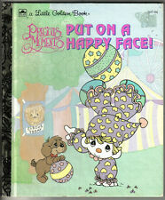 1992 Little Golden Book #107-84, Precious Moments Put on a Happy Face