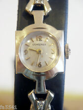 Vintage 14k Gold LONGINES Winding Ladies Watch in EXCELLENT Condition! SERVICED