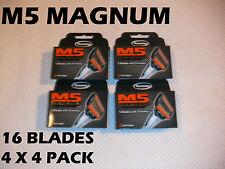 Personna M5 Magnum - 16 Blades (4 x 4 Pack)