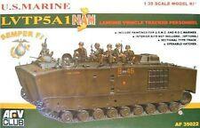 AFV Club 1/35 35022 U.S. Marine LVTP5A1