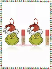NEW Kylie Cosmetics x The Grinch High Gloss Ornament DUO Snowcapped + Sweet Like
