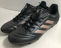 Adidas Copa 17.4 FG 'Black Copper Metallic' BA8526 Men's Size 9 Soccer Cleats