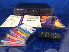 ►HHB CDR 830◄ LETTORE CD PLAYER MASTERIZZATORE CDR COME PIONEER PDR 609 HIGH END