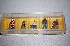Preiser 0185 Figurensatz Weihnachten Spur H0 OVP