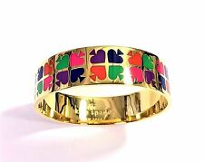 Kate Spade Play Your Cards Right Bracelet NWT Signature Spade Gold Design