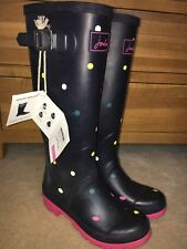 Joules Wellies Size 3 Brand New