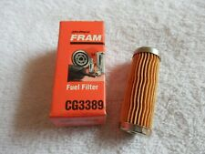 Five (5) Pack Fram CG3389 Fuel Filter  free shipping