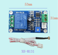 12V Car Light Control Switch Photoresistor Relay Module Detection Sensor TB
