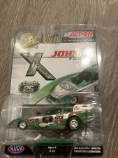 ACTION RACING 1:64 SCALE 25TH ANNIV. FUNNY CAR Gold Series JOHN FORCE 2010 - NEW