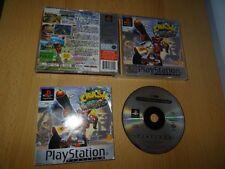 Videojuegos de plataformas Sony PlayStation 1