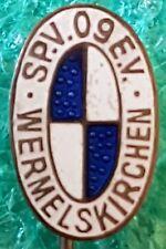 SPV 09 WERMELSKIRCHEN GERMAN SOCCER CLUB OLD PIN BADGE