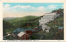 New South Mill at Homestake Mining Co. in Lead SD Postcard