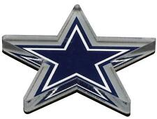 Dallas Cowboys Magnet 3D Team Logo Acryl Fridge,NFL Football,Neu