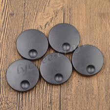 Axle Shaft Rotary Encoder Caps Round Plastic Knobs Coding Cap Accessories 5 Pcs