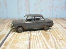 euro modell NSU TT gealtert gerostet Scheunenfund Oldtimer Diorama H0 1:87 #36