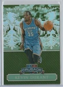 2014-15 Panini Excalibur Kevin Durant Crusade Camouflage #109 Thunder