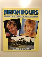 Neighbours TV Show 1988 Collectable Book