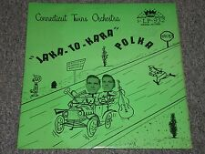 Connecticut Twins Orchestra~Jaka-To-Kara~Polka~Stella S-LP-932~Signed?~Inserts