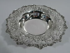 Kirk Bowl - 179A - Traditional Baltimore Repousse - American Sterling Silver