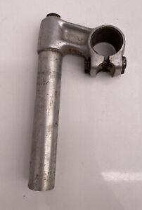 Vintage Reynolds Alloy Twin Bolt Stem Hidiminium Lightweight Stem #4108