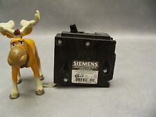 Siemens B120 Circuit Breaker 20A, 1 Pole, BL, 120V