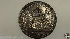 Germany 1914/16 Bayern Thaler Ludwig III Box Medallion