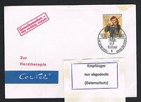Berlin Michel Nr. 347 FDC Ersttagsbrief Bedarfsbrief (038)