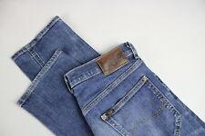 LEE DAREN Men's W30/L32 Stretchy Cotton Fade Effect Button Fly Jeans JS14575