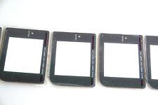 Neu Game Boy Classic Display Glas Bildschirm Gameboy Scheibe Linse Screen