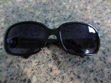Coach black frame sunglasses. Tenley.