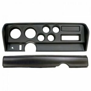 Auto Meter 2914 Dash Panel Direct Fit For Pontiac Gto 70-72 NEW