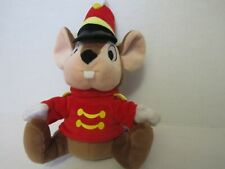 "New listing Timothy Q. Mouse Dumbo Plush Toy Disney Parks 9"""