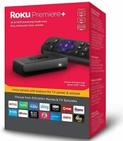 Roku Premiere+ 4K HDR Streaming Player HD/4K/HDR | HDMI Cable *NEW* 3921RW