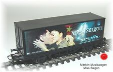Märklin Sonderwagen -Musical-  Miss Saigon  #NEU in OVP#