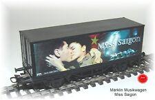 Märklin Sonderwagen -Musical-  Miss Saigon  #NEU in OVP#